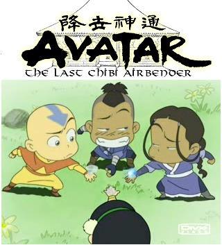 Avatar Especiales Chibi