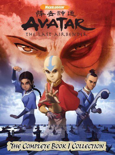Avatar Libro 1: Agua