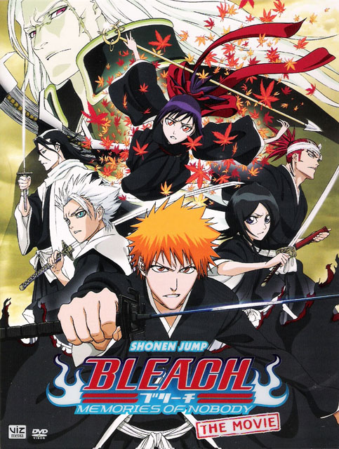 Bleach: Memories of Nobody - Pelicula 01