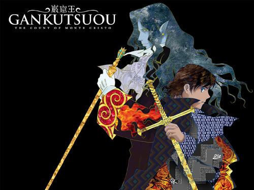 Gankutsuou: El Conde de Montecristo