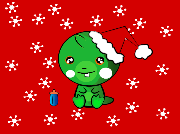 Kawaii Grinch