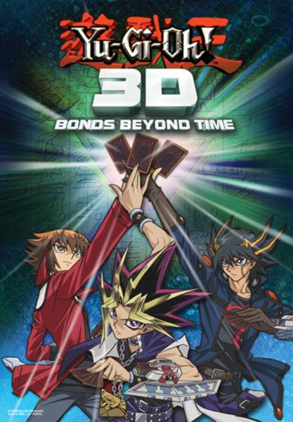 Yu-gi-oh 3D: Lazos mas alla del tiempo