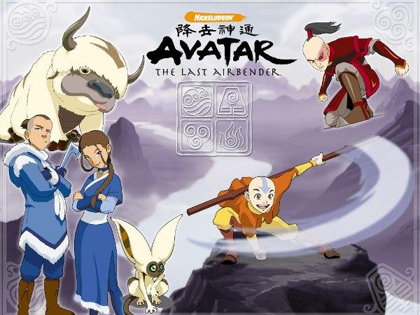 Avatar: La leyenda de Aang - El último maestro aire