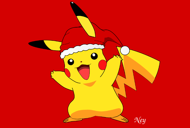 Navidad Pikachu